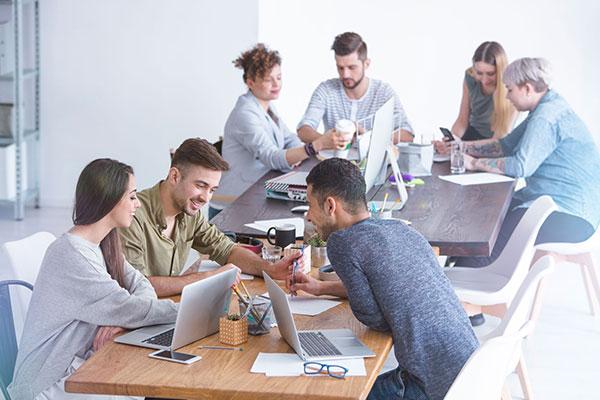 Rad-Bookkeeping-team-work